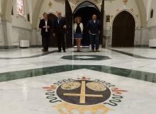 Reforma de la ermita de la Veracruz