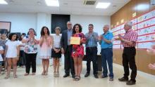 Ainhoa Camacho, ganadora del primer premio
