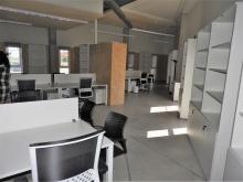 Oficinas interiores del Vivero de Empresas