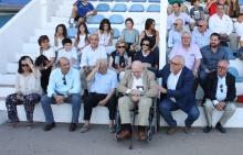 Fotos del homenaje: Alberto Torrijos