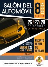Cartel del 8º Salón del Automóvil