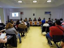 Inauguración de las II Jornadas de Salud Mental
