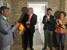 Inauguración del laboratorio del IES Pedro Álvarez de Sotomayor