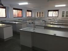 Laboratorio reformado del IES Pedro Álvarez de Sotomayor