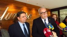Nieva ha emplazado al ministro a estudiar el apoyo a Fercam