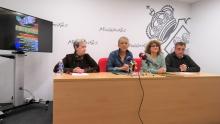 Intervención de Silvia Cebrián, concejala de Cultura