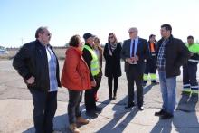 Cien mil euros de inversión para el arreglo de caminos en Manzanares