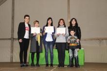 Premiadas del concurso de escaparates