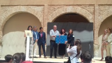 Entrega de premios I Certamen de Teatro y Movilidad en Almagro