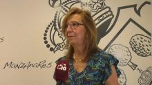 Isabel Quintanilla, concejala de Educación del Ayuntamiento de Manzanares