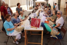 26ª Muestra de Encaje de Bolillos 'Ciudad de Manzanares'