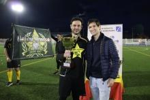 Liga local de fútbol aficionado 2019-20