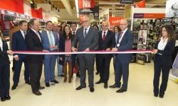 Inauguración del Hipermercado Carrefour