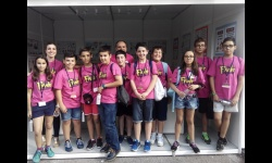 """Alumnado del IES """"Azuer"""" participa en el """"Finde Científico"""""""