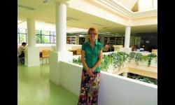 Silvia Cebrián, concejala de cultura