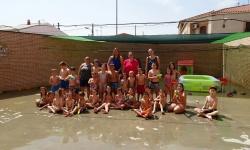 """Programa """"Concilia en Vacaciones"""". Fiesta del agua"""
