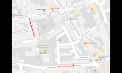 """Reordenación del tráfico en zona del Colegio Público """"La Candelaria"""""""