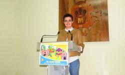 Esther Nieto durante la presentación de Diverinfancia 2017