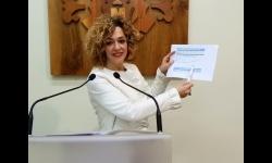 Beatriz Labián presenta la evolución de empleo de los últimos años