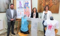 Presentación de las carreras y de las camisetas conmemorativas que se entregarán a los participantes
