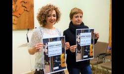 La concejala de Servicios Sociales y la directora del Centro de Mayores presentan el III Encuentro Regional de Coros y Danzas