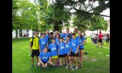 Fin de temporada para la escuela de Triatlón de Manzanares