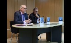 Presentación de la novela 'El plan de pensiones'