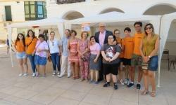 Mercadillo Solidario Talayot y Ocio-Centro Ocupacional