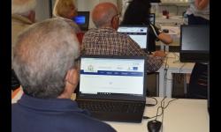 Imagen de uno de los cursos CapacitaTIC+55 en Manzanares