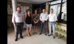 Representantes del Equipo de Gobierno visitan a primera hora de la mañana los centros educativos
