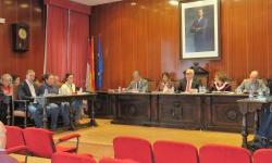 Intervención del alcalde en el pleno de octubre