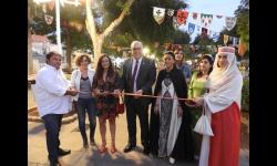Inauguración de las Jornadas Medievales