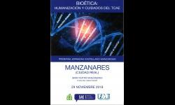 Jornadas Bioética en Manzanares