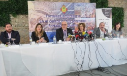 Comparecencia del alcalde junto a miembros del Equipo de Gobierno