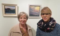 Exposición 'Paisajes' de Mary Galiana