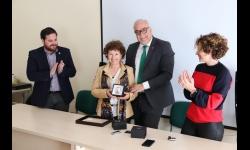 Jubilación de Valentina Vázquez de Agredos
