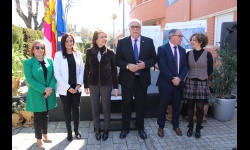 Ayuntamiento y Junta presentan el anteproyecto de ampliación de la residencia 'Los Jardines'
