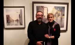 Exposición 'El color en el agua' de Luis Carlos Pérez Cantón