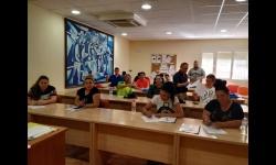 Participantes en el PICE