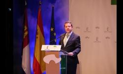 Emiliano García-Page en el Premio Regional de Medio Ambiente 2019