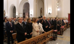 Función solemne en honor a Nuestro Padre Jesús del Perdón