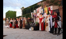 Presentación VIII Jornadas Medievales