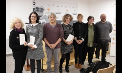 Entrega de los XVIII Premios Nacionales de Poesía y Relato de Manzanares