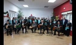 Recital de villancicos del coro y rondalla del Centro de Mayores