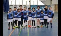 Escuela deportiva municipal de balonmano 2019-20