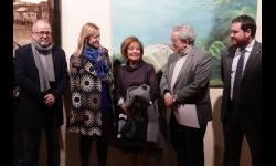 """Llega a Manzanares la """"vida y color"""" de la exposición de Pintores D´Artes de Valdepeñas"""