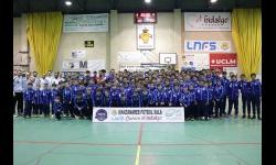 Presentación de las escuelas deportivas de fútbol sala