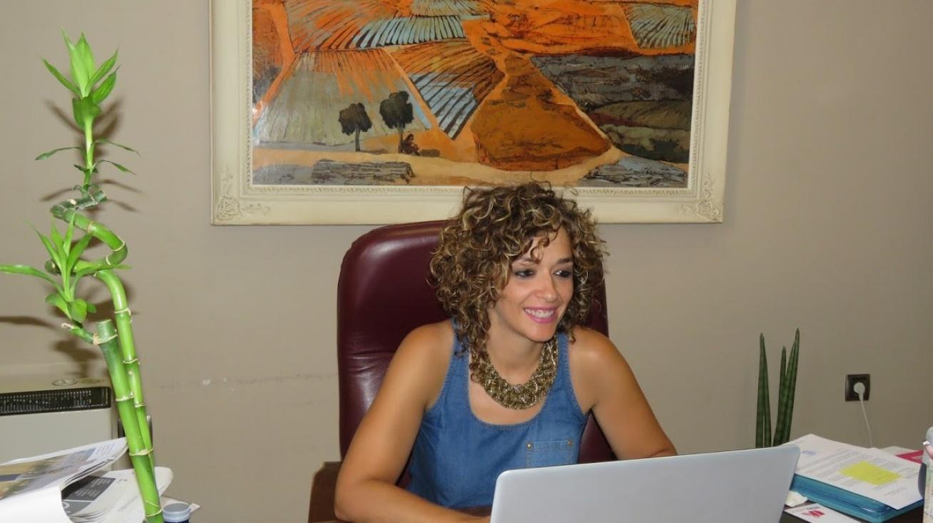 Beatriz Labián. Concejala de Coordinación General