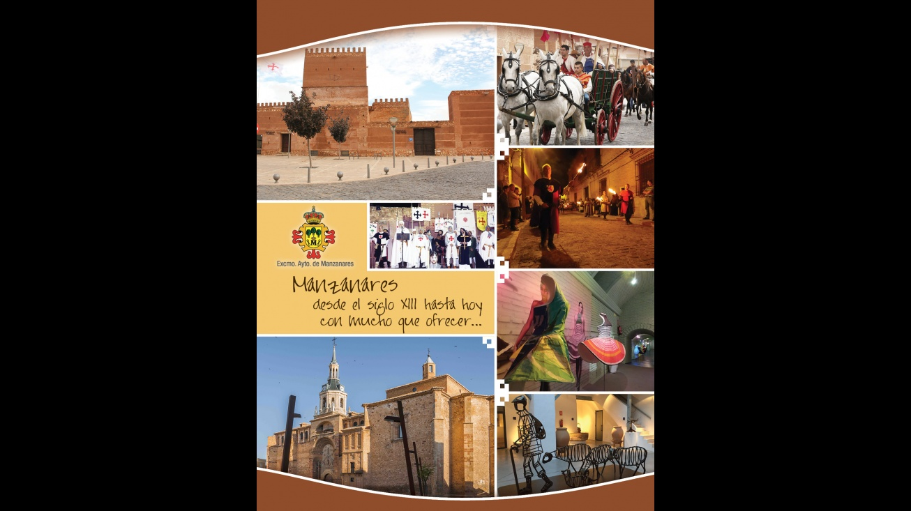 Cartel promoción Jornadas Medievales de Manzanares