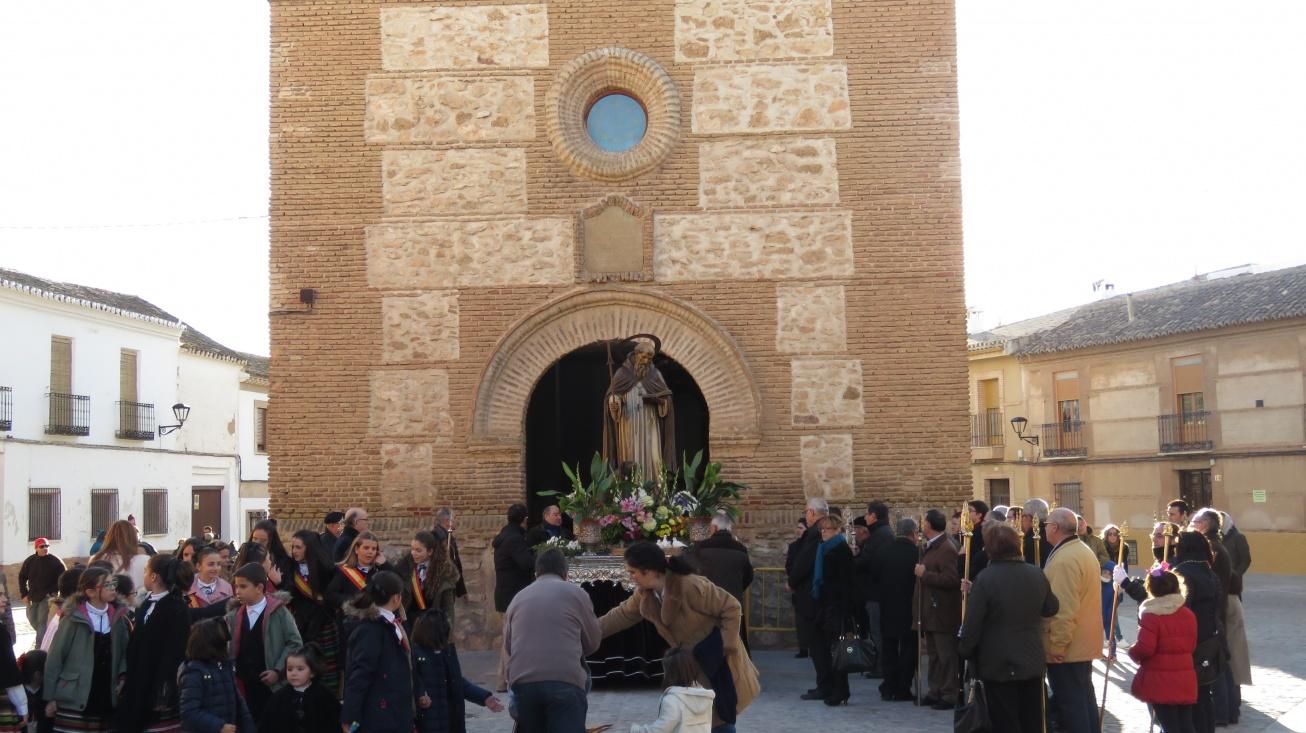 Fiesta de San Antón 2017
